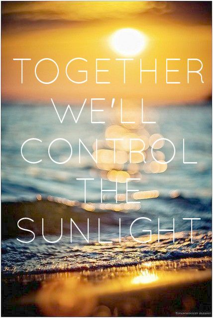 controlthesunlight